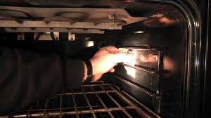 how to change the light bulb in your dacor oven