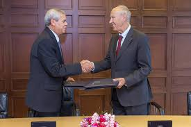 wipo international bureau wipo and algeria sign external office host agreement flickr