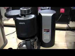 Gear Testing Krups Coffee Makers