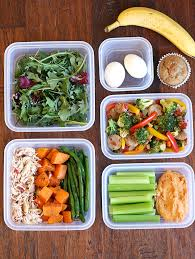 Weekly Lunch Prep