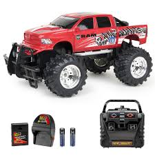 100 New Bright Rc Truck 114 Scale Radio Control Vehicle Dodge Ram With Battery