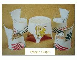 Paper Crafts Ideas And Projects For Kids To Use Cups Makefree Craft