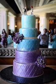 Purple And Blue Wedding Cakes 25 Cute Blue Wedding Cakes Ideas Pinterest Royal Blue