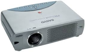how to replace the sanyo plc xu30 plc xu35 projector l dlp