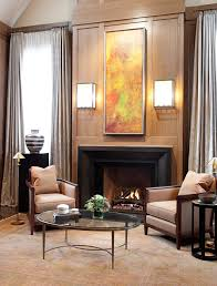 wall sconces for living room powder room contemporary with black
