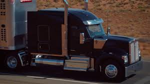Kenworth W990 - YouTube
