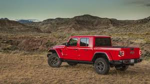 100 4 Door Jeep Truck Gladiator The Wrangler Of Pickup Trucks Ruled The LA Auto