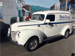 1941 Ford Panel Truck For Sale   ClassicCars.com   CC-1084371