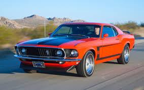 1969 Ford Mustang Boss 302 Wallpaper Gallery - Motor Trend