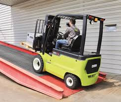 100 National Lift Truck Service Forklifts Reaching For High Standards Article KHL