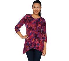 denim u0026 co u2014 blouses u0026 tops u2014 fashion u2014 qvc com