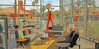 mid century modern furniture stores