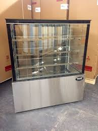 Bakery Case Refrigerated Pastry Deli 3 Display 36