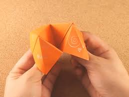 Instructions To Build A Toy Box by How To Make A Cootie Catcher Origami Fortune Teller 10 Steps