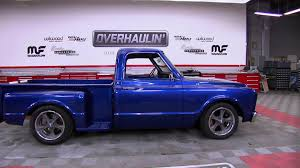 Overhaulin': Season Season 7, Episode 3 - Scott's 1967 Chevy Pickup ... Overhaulin Season 7 Episode 3 Scotts 1967 Chevy Pickup Southern Kentucky Classics Gmc Truck History 2016 Best Of Pre72 Trucks Perfection Photo Gallery Are You Fast And Furious Enough To Buy This 67 C10 K20 4x4 They Turned Into A 60s Muscle Car Classic Custom White Small Window Fleetside Shortbed Rare Chevrolet Red Hills Rods And Choppers Inc Fesler Project Hot Rod Network