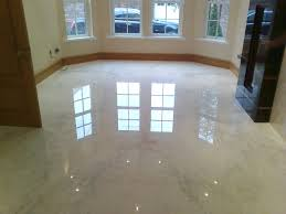 Cleaning Terrazzo Floors With Vinegar by How To Polish Marble Tile Floor Choice Image Home Flooring Design