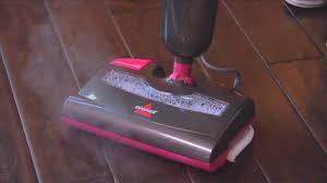Bissell Total Floors Pet Manual by Steam U0026sweep Pet Steam Mop Sweeper Youtube