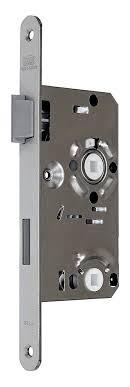 bks standard badezimmer türschloss mit vierkant 55 78 8 sn