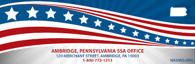 Ambridge PA Social Security fice – SSA fice in Ambridge