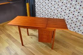 le bureau vintage bureau design scandinave en teck vintage ée 1960 made in sweden