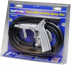 dupli color truck bed coating spray guns trg102 free shipping on