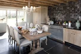 dining room astonishing rustic dining room designs with open