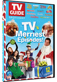 Roseanne Halloween Episodes by Amazon Com Tv Guide Spotlight Tv U0027s Merriest Holiday Episodes