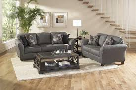 Nolana Charcoal Sofa Set by Living Room With Charcoal Sofa Home Design