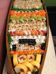 accessoire cuisine japonaise sushi boat sushi cuisine japonaise apéritif et