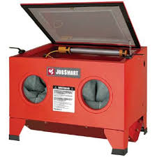 Harbor Freight Sandblast Cabinet Manual by Jobsmart Abrasive Blast Cabinet At Tractor Supply Co