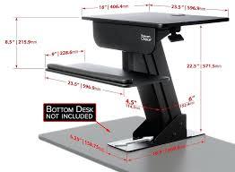 desk computer screen desk stand workez professional adjustable
