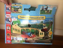 Trackmaster Tidmouth Sheds Youtube by Thomas The Tank Engine Tidmouth Sheds Gumtree Australia Free