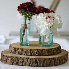 Rustic Wedding Decor Rentals Toronto Decorations The Of My Dreams Tree Slice Centrepiece 8