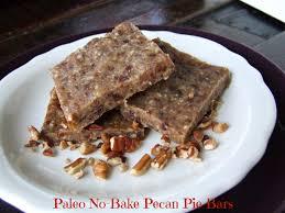 Detoxinista Pumpkin Bars by Paleo No Bake Pecan Pie Bars U2013 Cassidy U0027s Craveable Creations