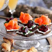 healthy canapes recipes recipes for 13 of the best festive canapés