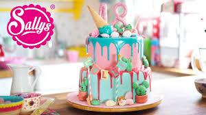 18th birthday cake geburtstagstorte zum 18 drip cake sallys welt