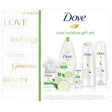 Bath Gift Sets At Walmart by Dove Female Holiday Gift Set Cool Moisture Beauty Bath U0026 Body