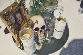Lisa Jane Photography Islington Metal Works Skull Wedding