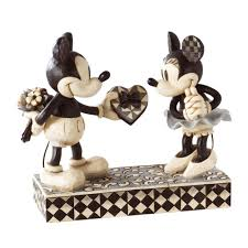 Mickey And Minnie Mouse Bath Decor by Amazon Com Disney Traditions By Jim Shore Vintage Mickey Mouse