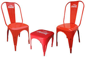 LeighCountry Coca-Cola Retro Café 3 Piece Bistro Set | Wayfair Very First Coke Was Bordeaux Mixed With Cocaine Daily Mail Cool Retro Dinettes 1950s Style Cadian Made Chrome Sets How To Remove Soft Drink Stains From Fabric Pizza Saver Wikipedia Pin On My Art Projects 111 Navy Chair Cacola American Fif Tea Z Restaurantcacola Coca Cola Brand Low Undermines Plastic Recycling Efforts Pnic Time 811009160 Bottle Table Set Barber And Osgerbys On Chair For Emeco Can Be Recycled