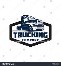 100 Trucking Company Logo Truck Transportation Illustration Stock Vector Royalty