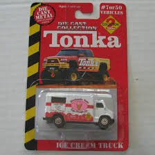 100 Tonka Truck Parts Amazoncom Die Cast Collection Ice Cream 7 Of 50 Toys
