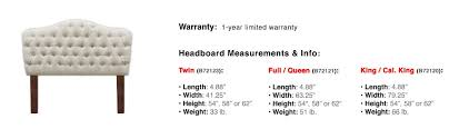 Leggett And Platt Upholstered Headboards by Amazon Com Martinique Upholstered Adjustable Headboard Panel