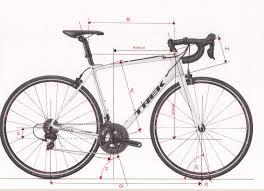 géométrie des cadres de vélo de route velofcourse