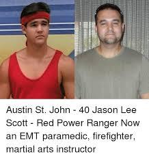 Memes Power Rangers And Austin St John
