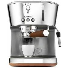 Krups Espresso Machine Review
