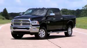 2016 Ram Truck 1500/2500/3500 | Four Wheel Drive Operation Five ...