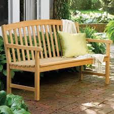Free Park Bench Plans Wooden Bench Plans by Great Outside Wooden Bench Parkbenchplans Park Bench Plans Free