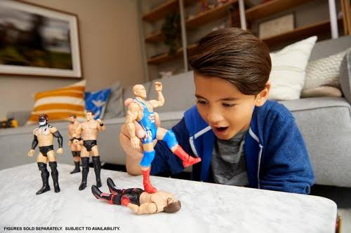 WWE Feature Figure Assortment