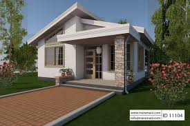 100 Housedesign One Bedroom House Design ID 11104 Floor Plans By Maramani